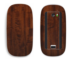 Apple Magic Mouse Skins - Wood Grain