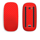Apple Magic Mouse Skins - Carbon Fiber - iCarbons - 2