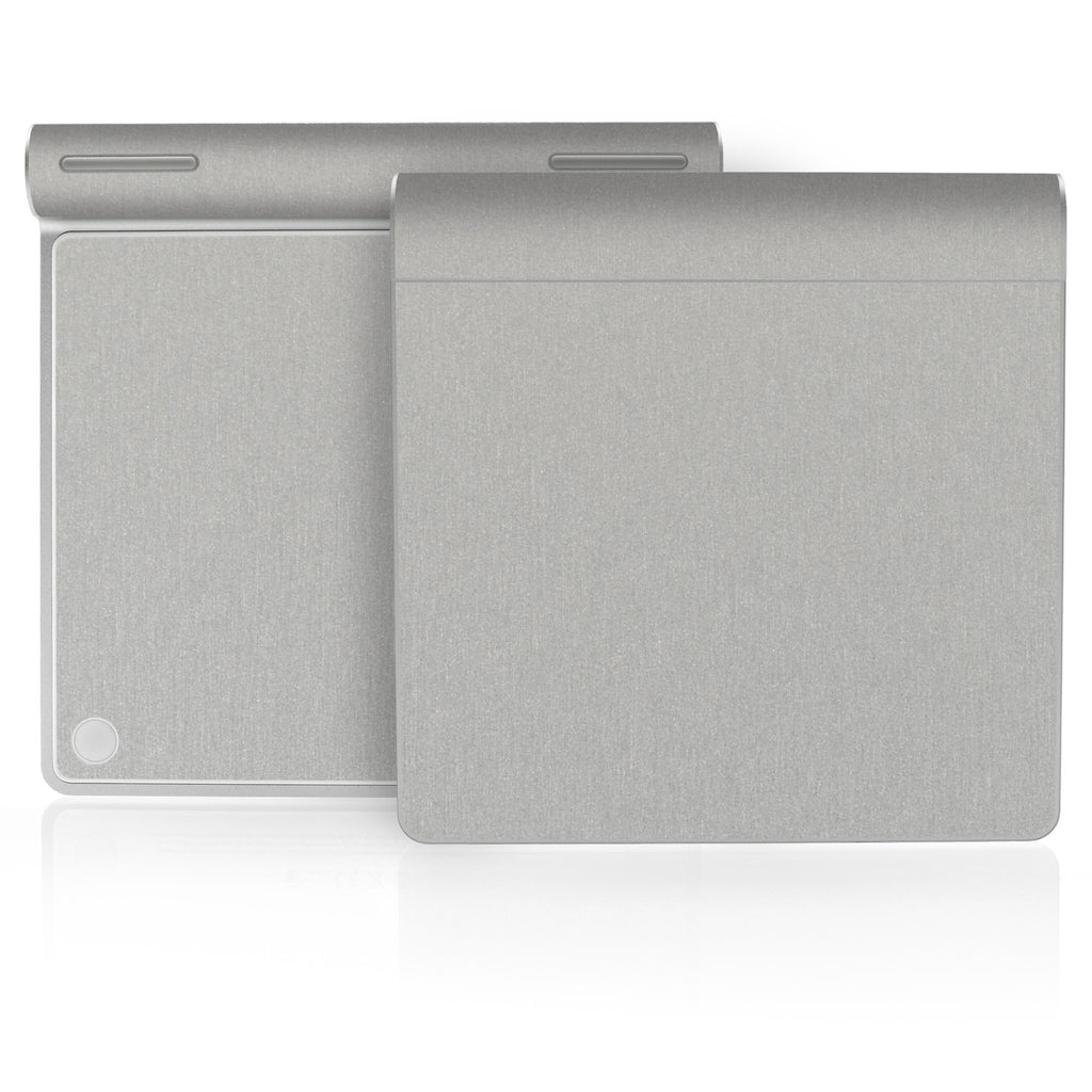 Magic Trackpad Skins - Brushed Metal - iCarbons - 1