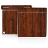 Magic Trackpad Skins - Wood Grain - iCarbons - 1