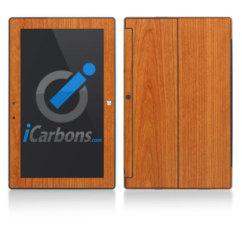 Microsoft Surface RT - Light Wood - iCarbons - 1