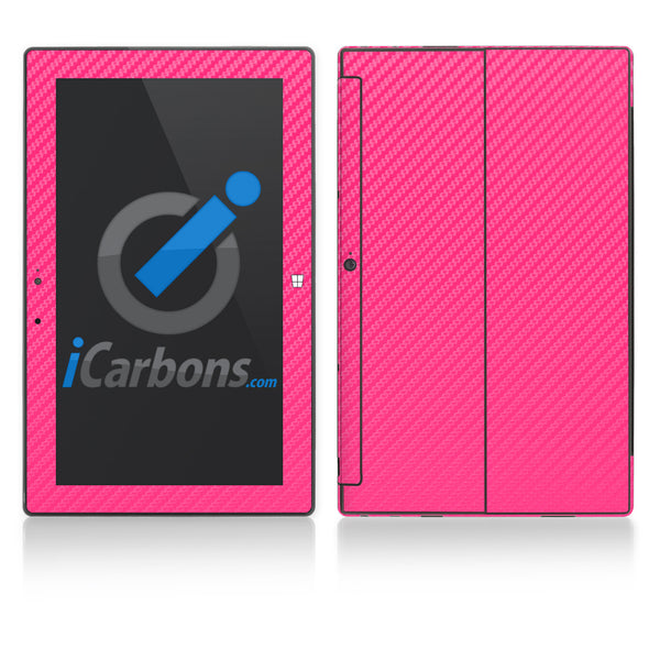 Microsoft Surface RT - Pink Carbon Fiber - iCarbons - 1