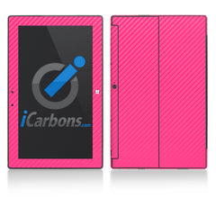 Microsoft Surface RT - Pink Carbon Fiber