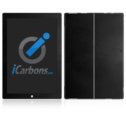 Microsoft Surface Pro 3 Skins - Leather - iCarbons