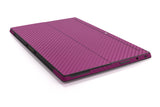 Microsoft Surface RT - Purple Carbon Fiber - iCarbons - 6