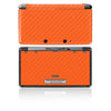 Nintendo 3DS - Orange Carbon Fiber - iCarbons - 2