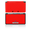 Nintendo 3DS - Red Carbon Fiber - iCarbons - 2