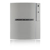 Playstation 3 Skin (Original) Skins - Brushed Metal - iCarbons - 2