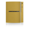 Playstation 3 Skin (Original) Skins - Brushed Metal - iCarbons - 3