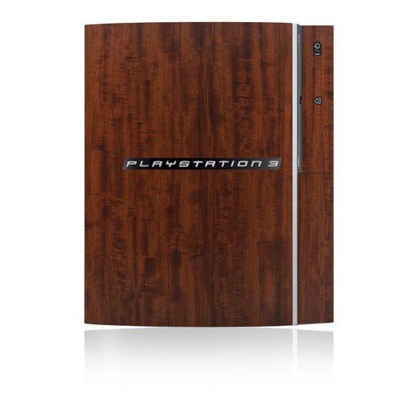 Playstation 3 Skin (Original) Skins - Wood Grain - iCarbons - 2