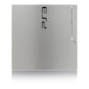 Playstation 3 Slim Skins - Brushed Metal - iCarbons - 2