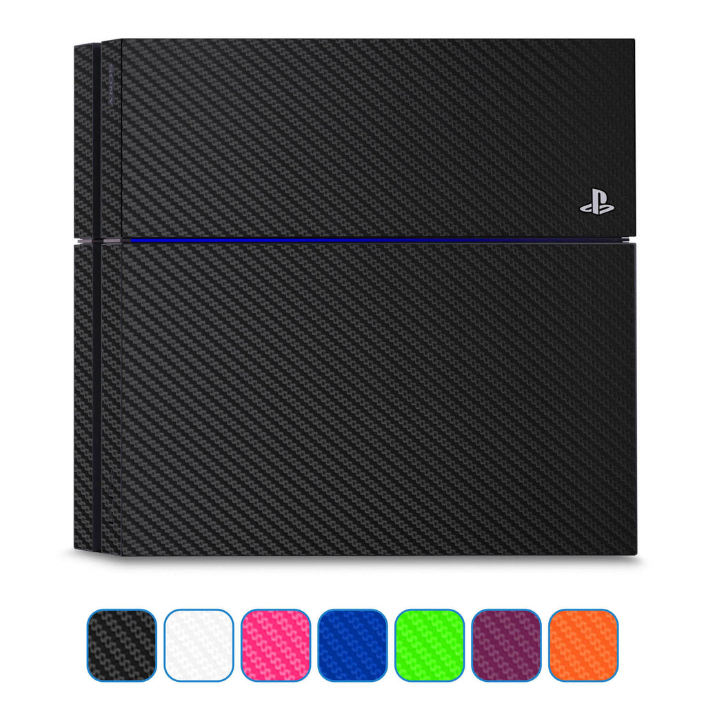 Playstation 4 Skins - Carbon Fiber - iCarbons - 1