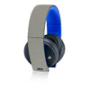 Playstation Gold Wireless Headset Skins - Brushed Metal - iCarbons - 3