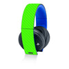 Playstation Gold Wireless Headset Skins - Carbon Fiber - iCarbons - 6