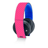 Playstation Gold Wireless Headset Skins - Carbon Fiber - iCarbons - 4