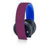 Playstation Gold Wireless Headset Skins - Carbon Fiber - iCarbons - 7