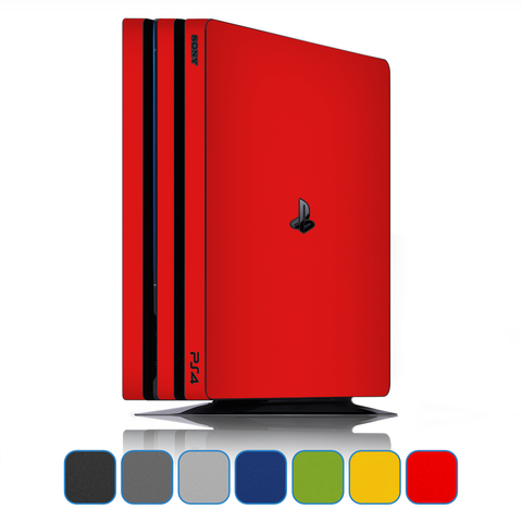Playstation 4 Pro Skins - Matte Series