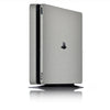 Playstation 4 Slim Skins - Brushed Metal - iCarbons - 2