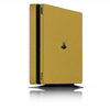 Playstation 4 Slim Skins - Brushed Metal - iCarbons - 4