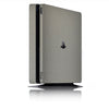 Playstation 4 Slim Skins - Brushed Metal - iCarbons - 3