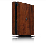 Playstation 4 Slim Skins - Wood Grain - iCarbons - 2