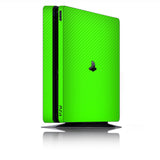 Playstation 4 Slim Skins - Carbon Fiber - iCarbons - 6