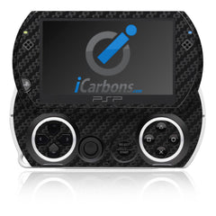 PSP Go - Black Carbon Fiber
