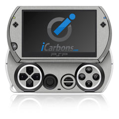 PSP Go - Brushed Aluminum