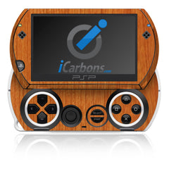 PSP Go - Light Wood