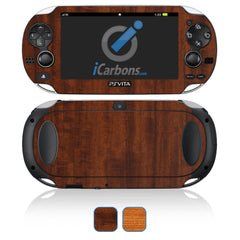 PS Vita Skins - Wood Grain