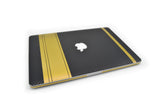 MacBook Rally Skin - Stripes Only - iCarbons - 13