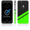 Rally Tilt iPhone 6 / 6S Skin - iCarbons - 2