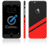 Rally Tilt iPhone 6 / 6S Skin - iCarbons - 4