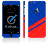 Rally Tilt iPhone 6 / 6S Skin - iCarbons - 3