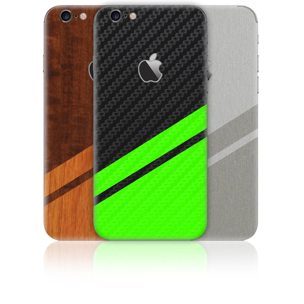 Rally Tilt iPhone 6 Plus / 6S Plus Skin - iCarbons - 1