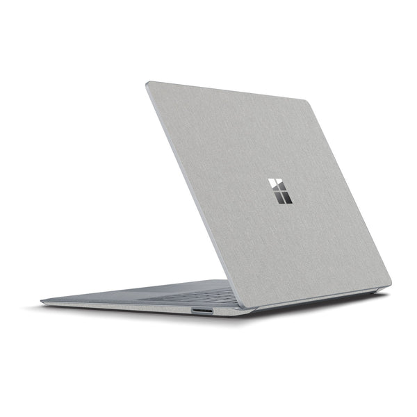 Microsoft Surface Laptop Skins - Brushed Metal