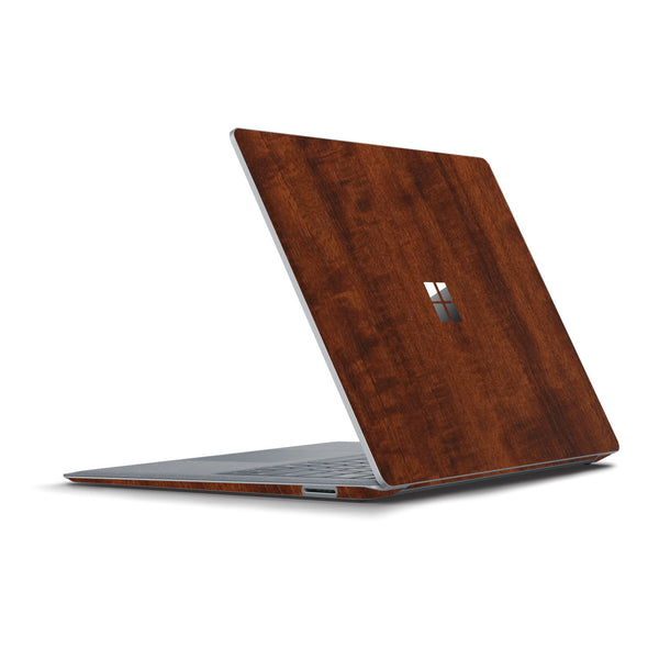 Microsoft Surface Laptop Skins - Wood Grain