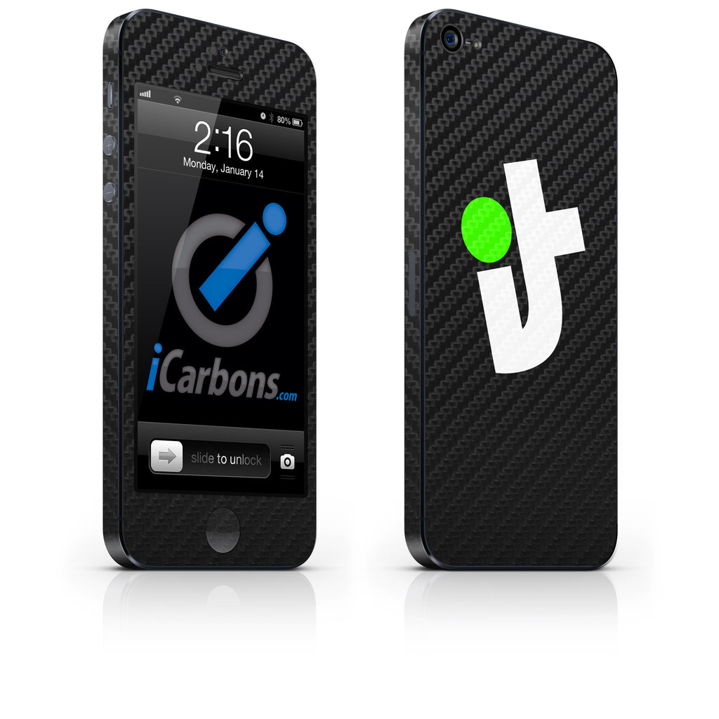 iJT iPhone Skin - iCarbons - 1
