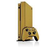 Xbox One X Skin - Brushed Metal