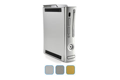 Xbox 360 Skins - Brushed Metal