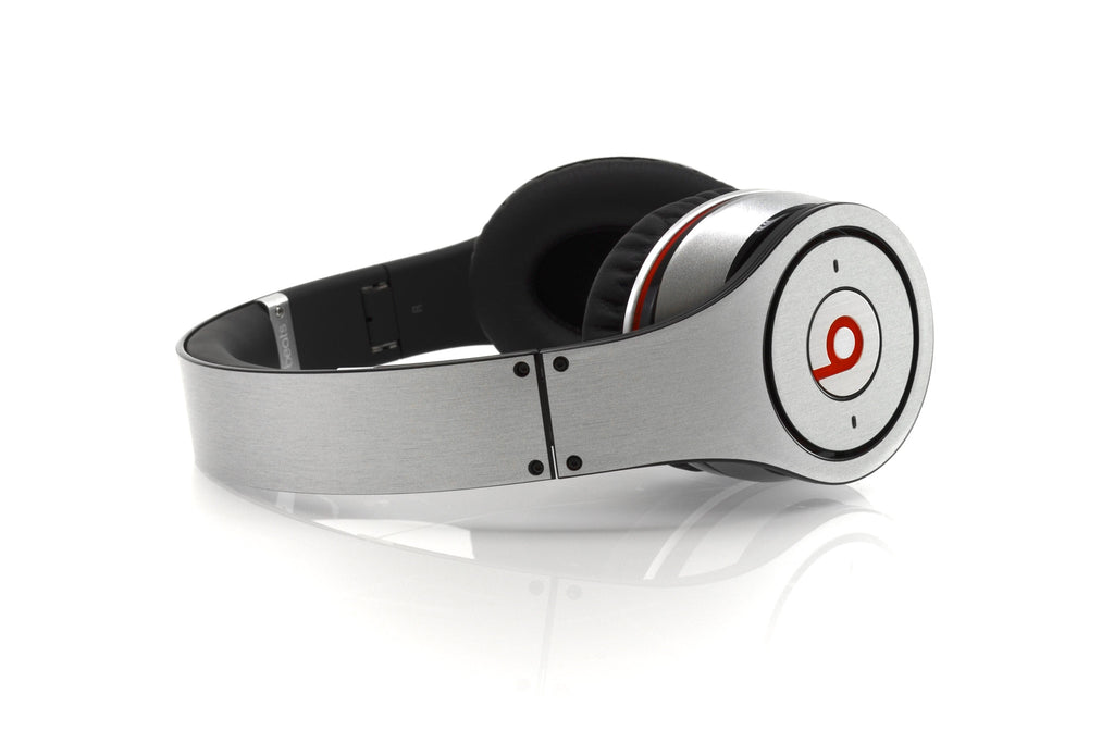 Beats Studio Skin - Brushed Aluminum - iCarbons - 1