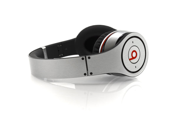 Beats Studio Skins (1st Gen) - Brushed Metal - iCarbons - 1