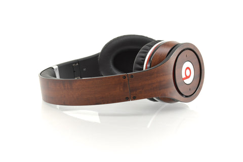 Beats Studio Skin - Dark Wood - iCarbons - 1