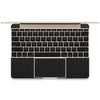 "MacBook 12"" Retina Skin (Early 2015 - Current) - Carbon Fiber - iCarbons - 4"