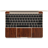 "MacBook 12"" Retina Skin (Early 2015 - Current) - Wood Grain - iCarbons - 3"