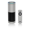 Amazon Echo Skins - Brushed Metal - iCarbons - 2