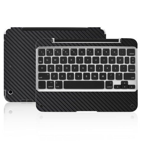 Clamcase Pro Mini Skin - Black Carbon Fiber - iCarbons