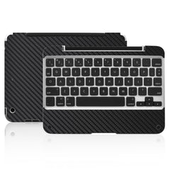 Clamcase Pro Mini Skin - Black Carbon Fiber