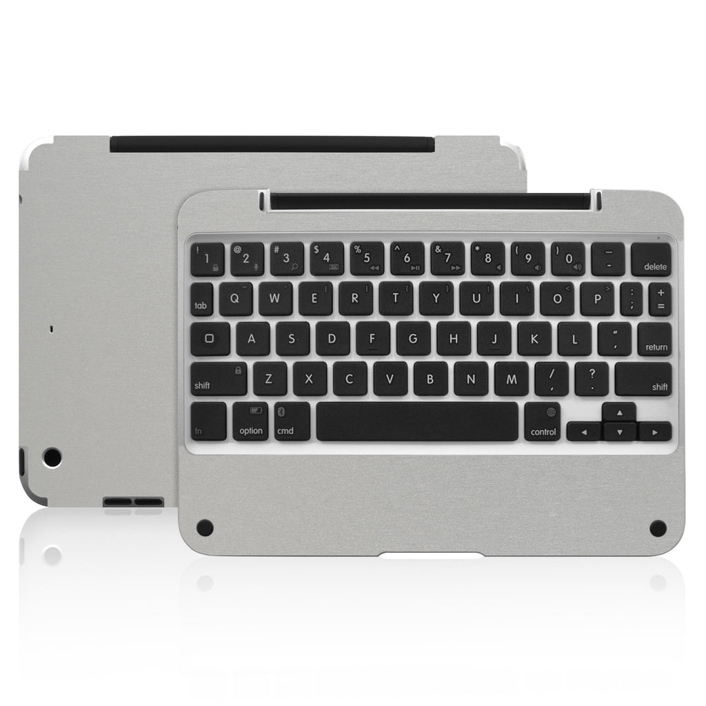 Clamcase Pro Mini Skin - Brushed Aluminum - iCarbons