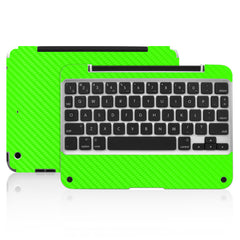 Clamcase Pro Mini Skin - Green Carbon Fiber